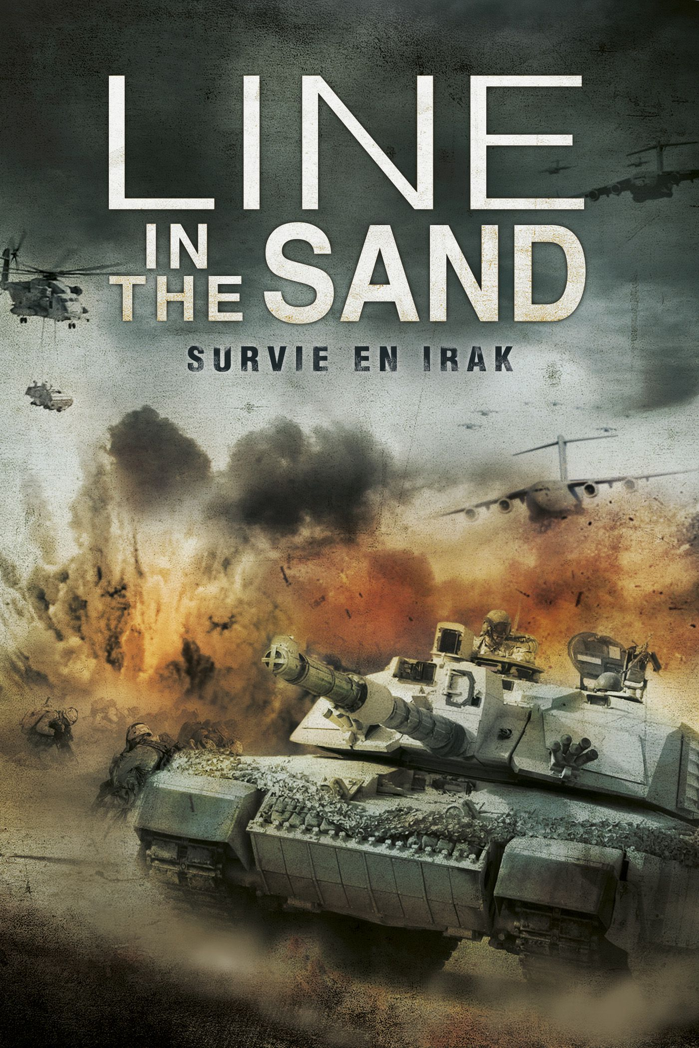 A Line in the Sand - Film (2009)