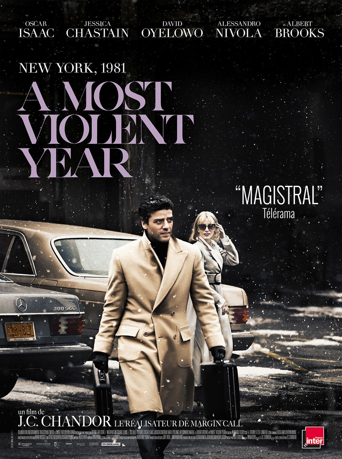 A Most Violent Year - Film (2014)