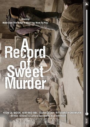 A Record of Sweet Murder - Film (2014)