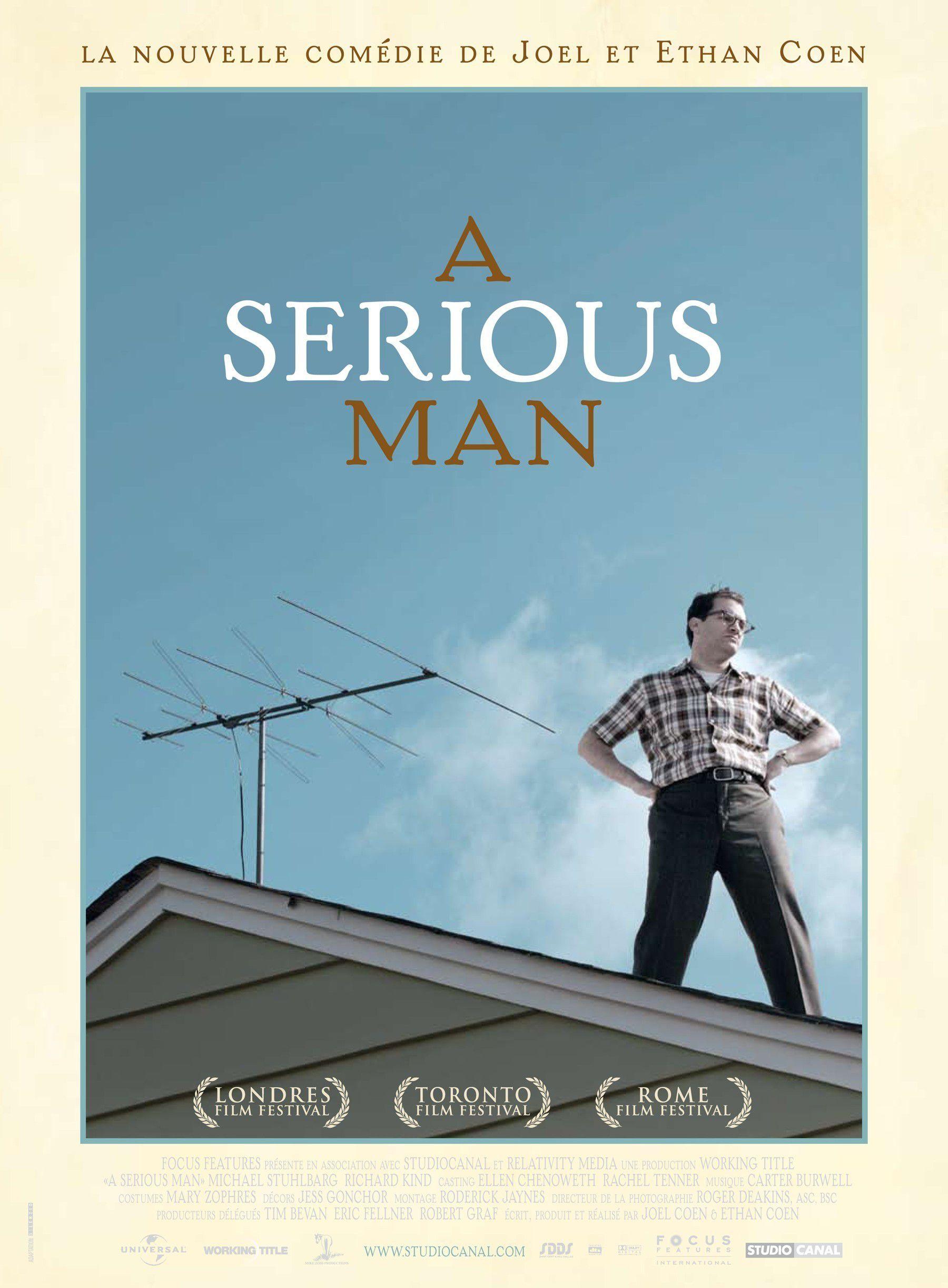 A Serious Man - Film (2009)