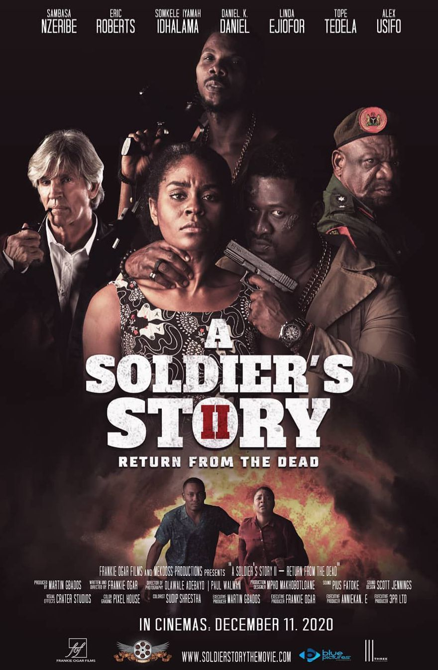A Soldier's Story 2: Return from the Dead - Film (2020)