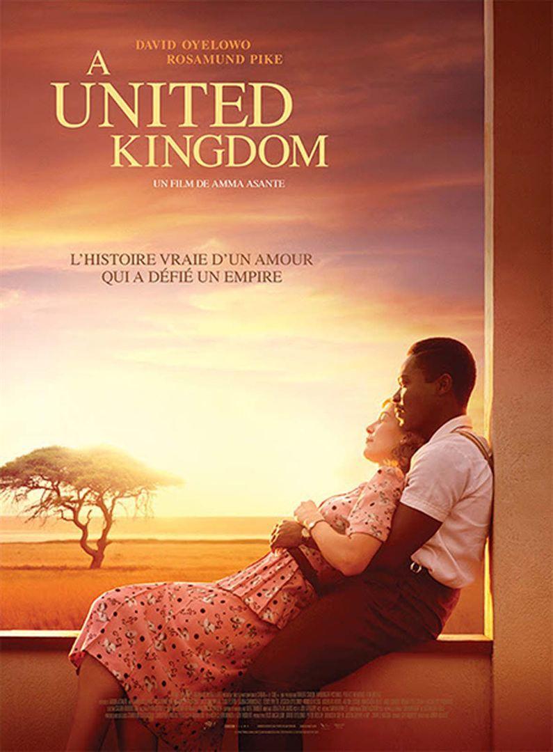 A United Kingdom - Film (2016)