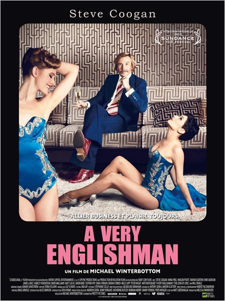 A Very Englishman - Film (2013)