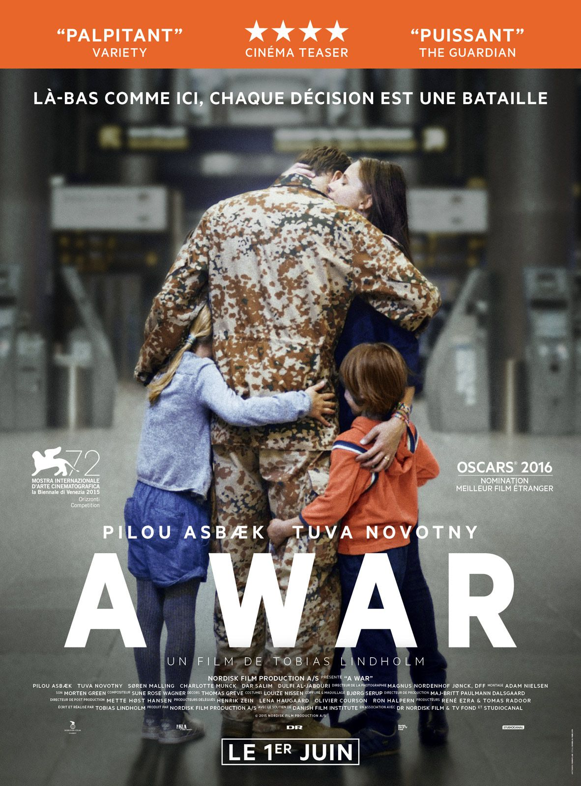 A War - Film (2015)