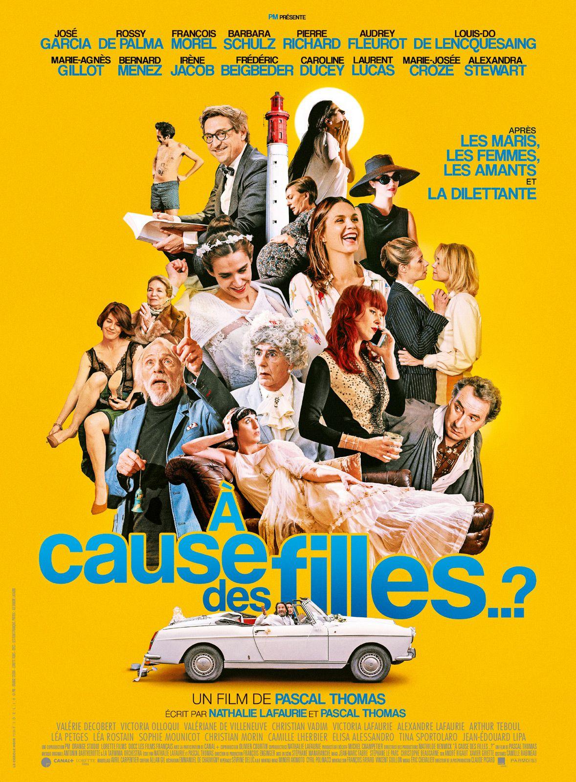 A cause des filles… ? - Film (2019)