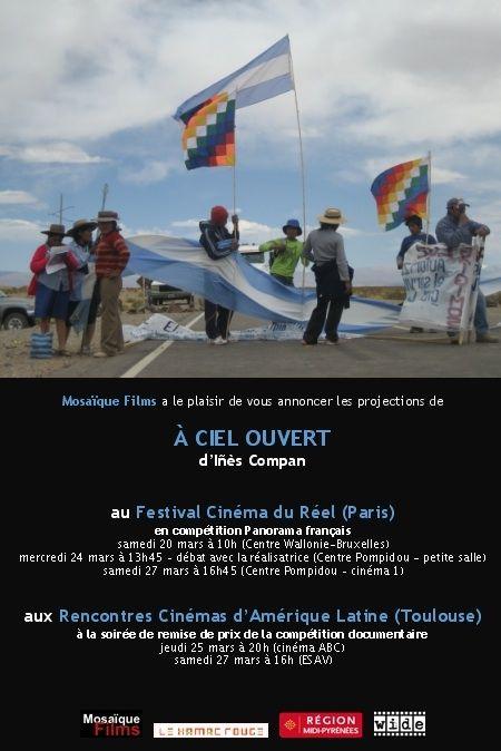 A ciel ouvert - Documentaire (2011)