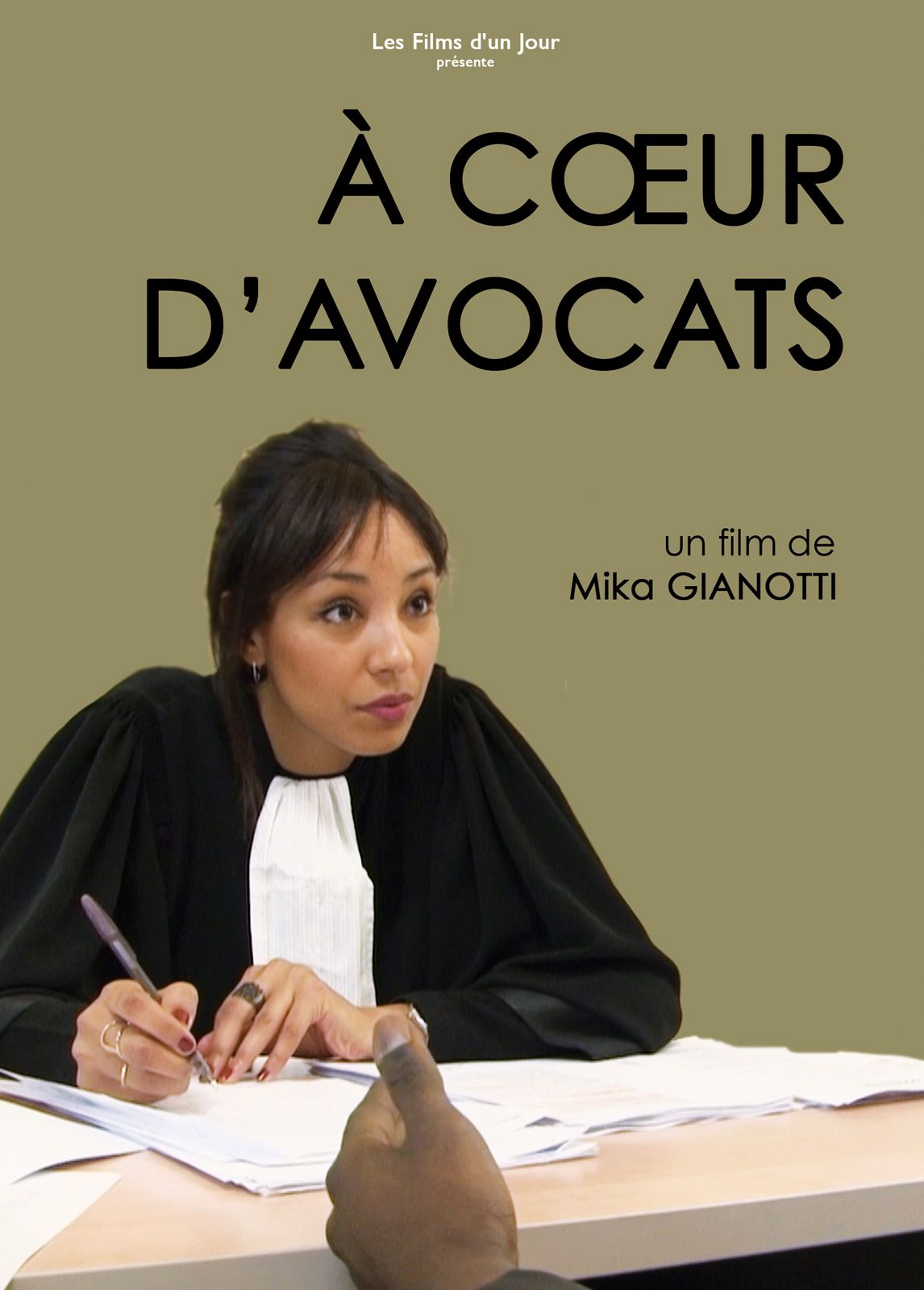 A coeur d'avocats - Documentaire (2019)