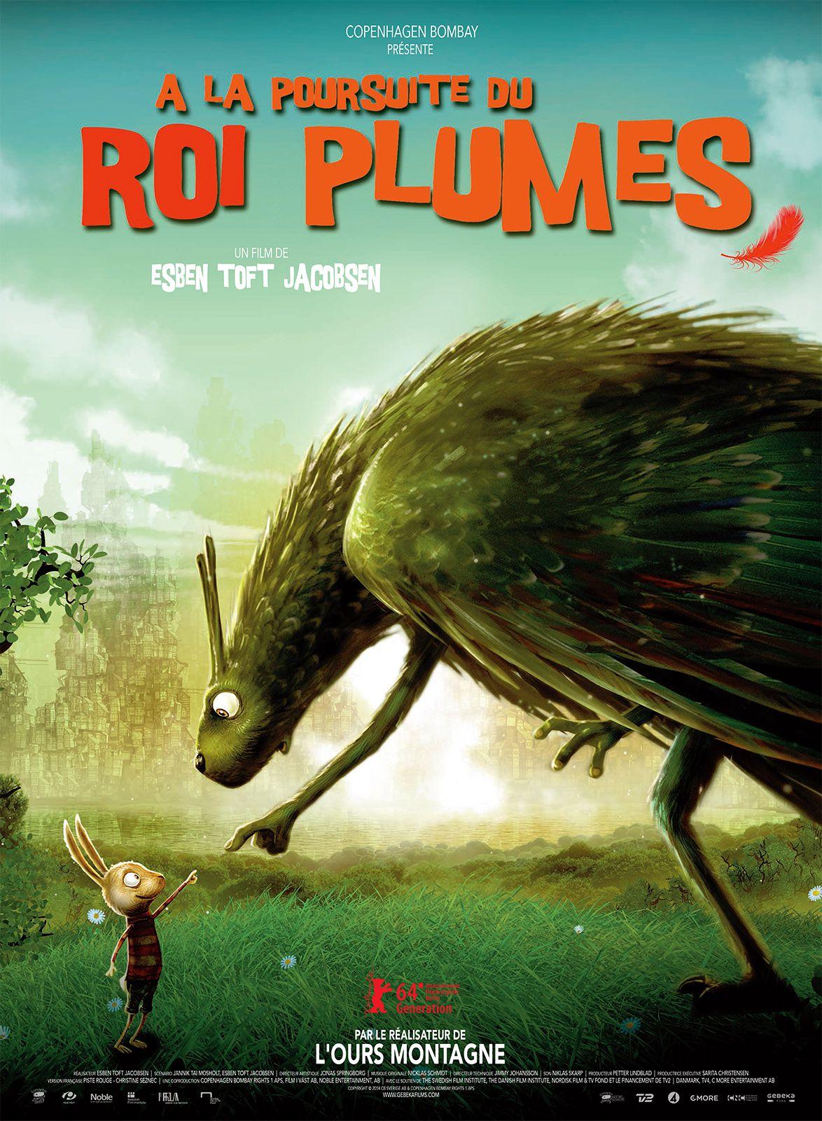 A la poursuite du Roi Plumes - Long-métrage d'animation (2014)