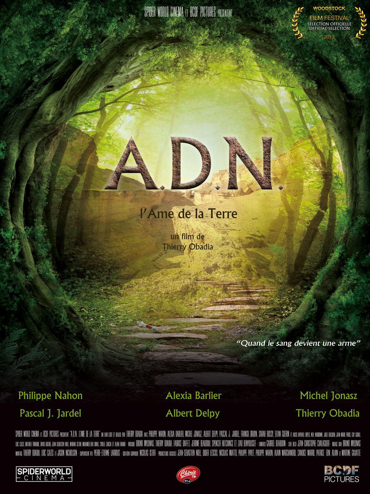 A.D.N. - L'Âme de la Terre - Film (2014)