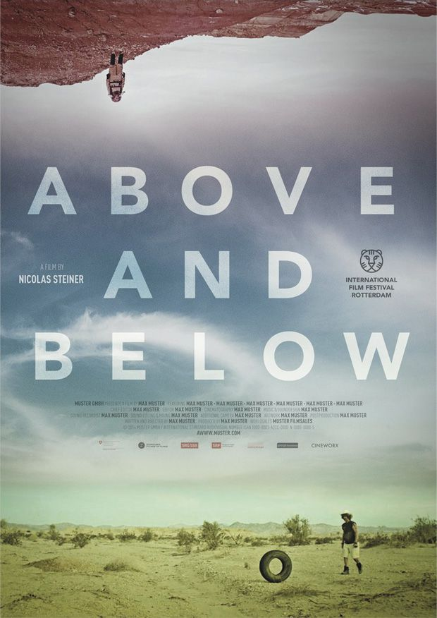 Above and Below - Documentaire (2016)