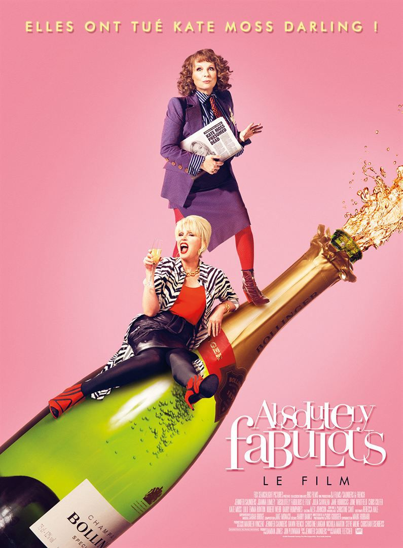 Absolutely Fabulous, le film - Film (2016)