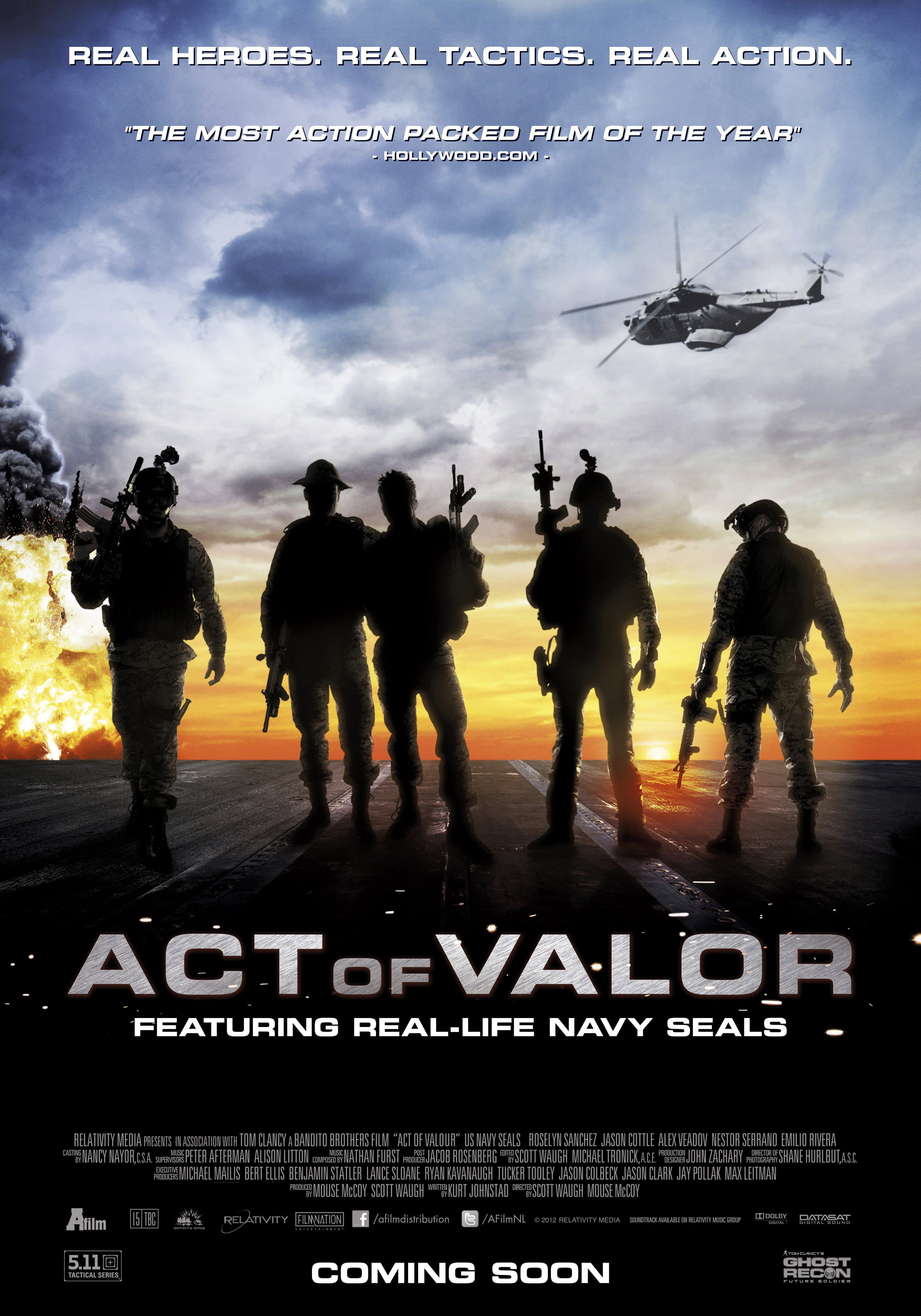 Act of Valor - Film (2012)