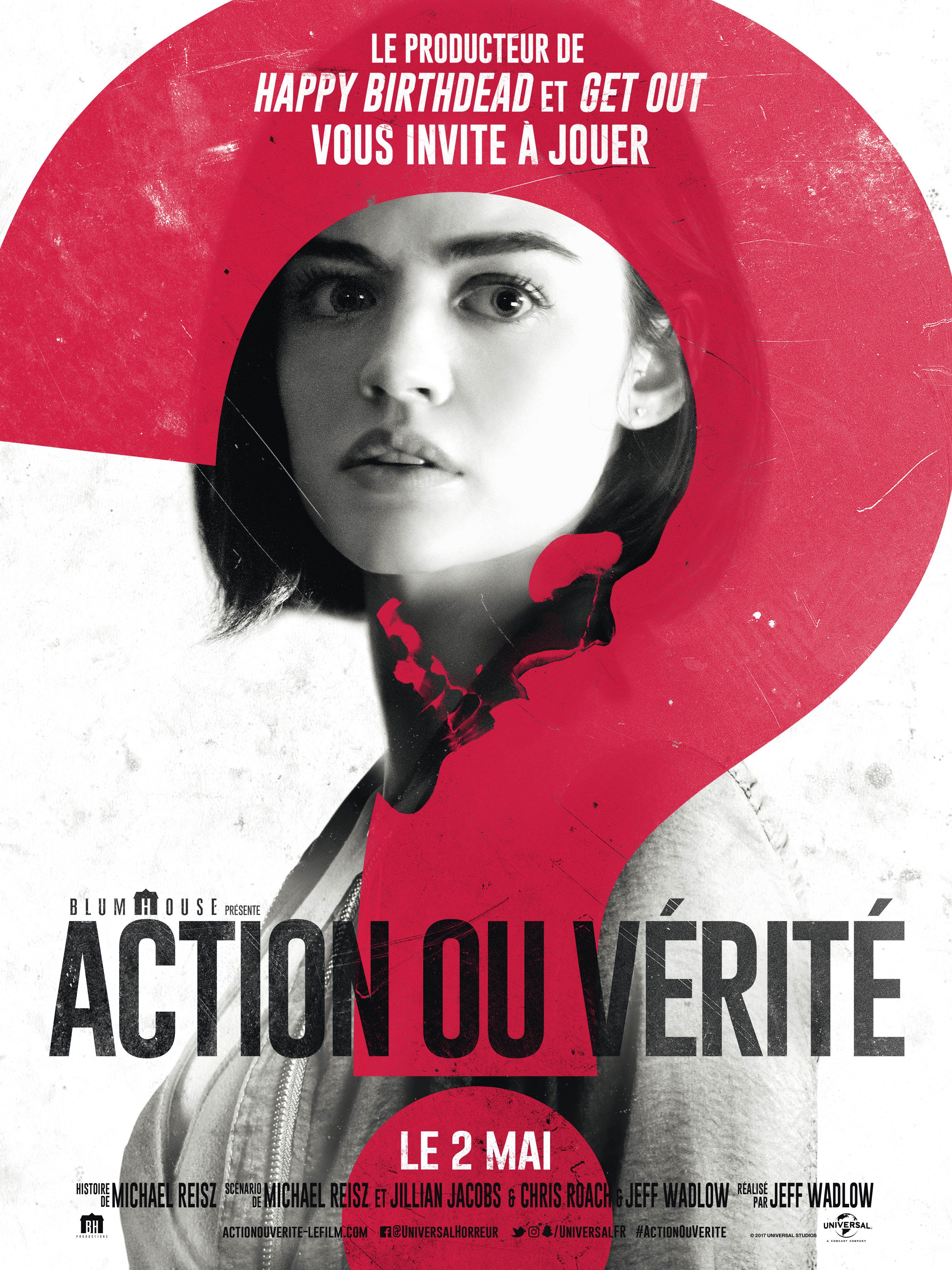 Action ou vérité ? - Film (2018)
