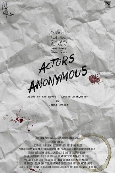 Actors Anonymous - Film (2017)