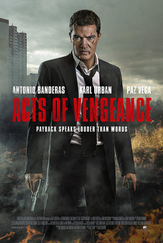 Acts of Vengeance - Film (2018)