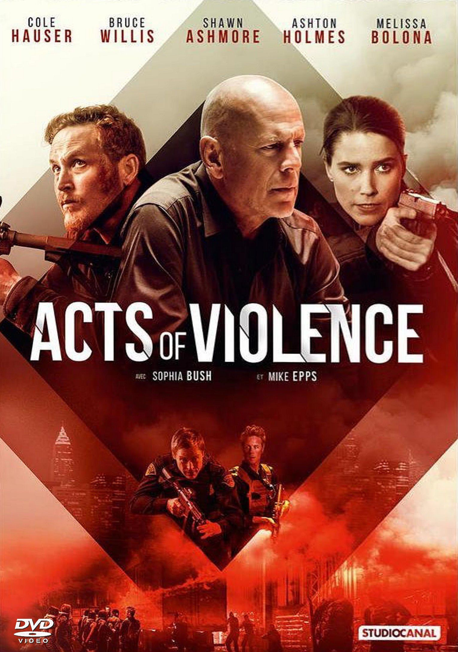 Acts of Violence - Film (2018)