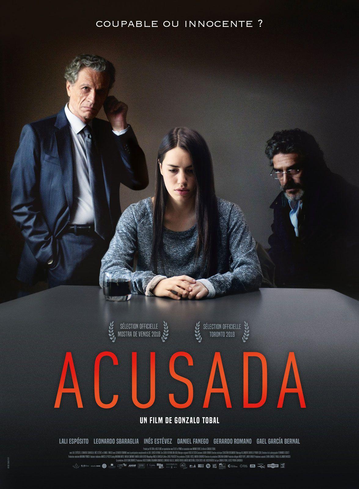 Acusada - Film (2019)