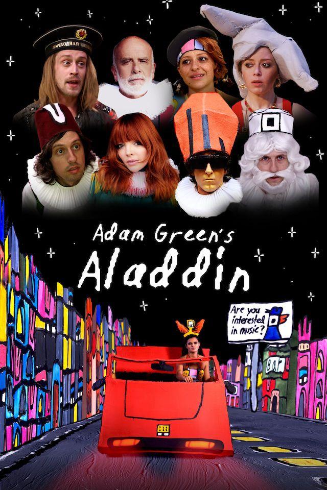Adam Green's Aladdin - Film (2016)