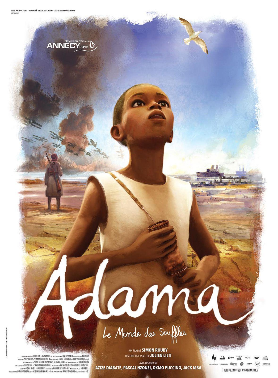 Adama - Long-métrage d'animation (2015)