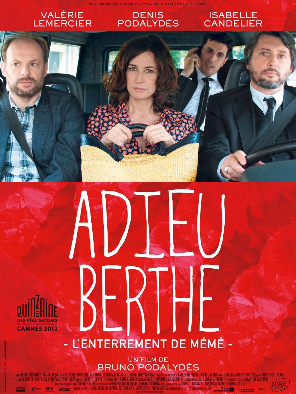 Adieu Berthe, l'enterrement de mémé - Film (2012)