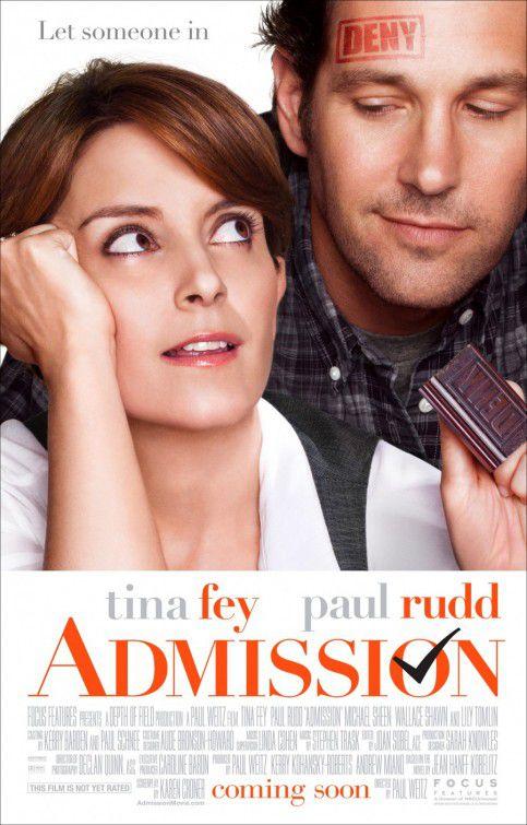 Admission - Film (2013)
