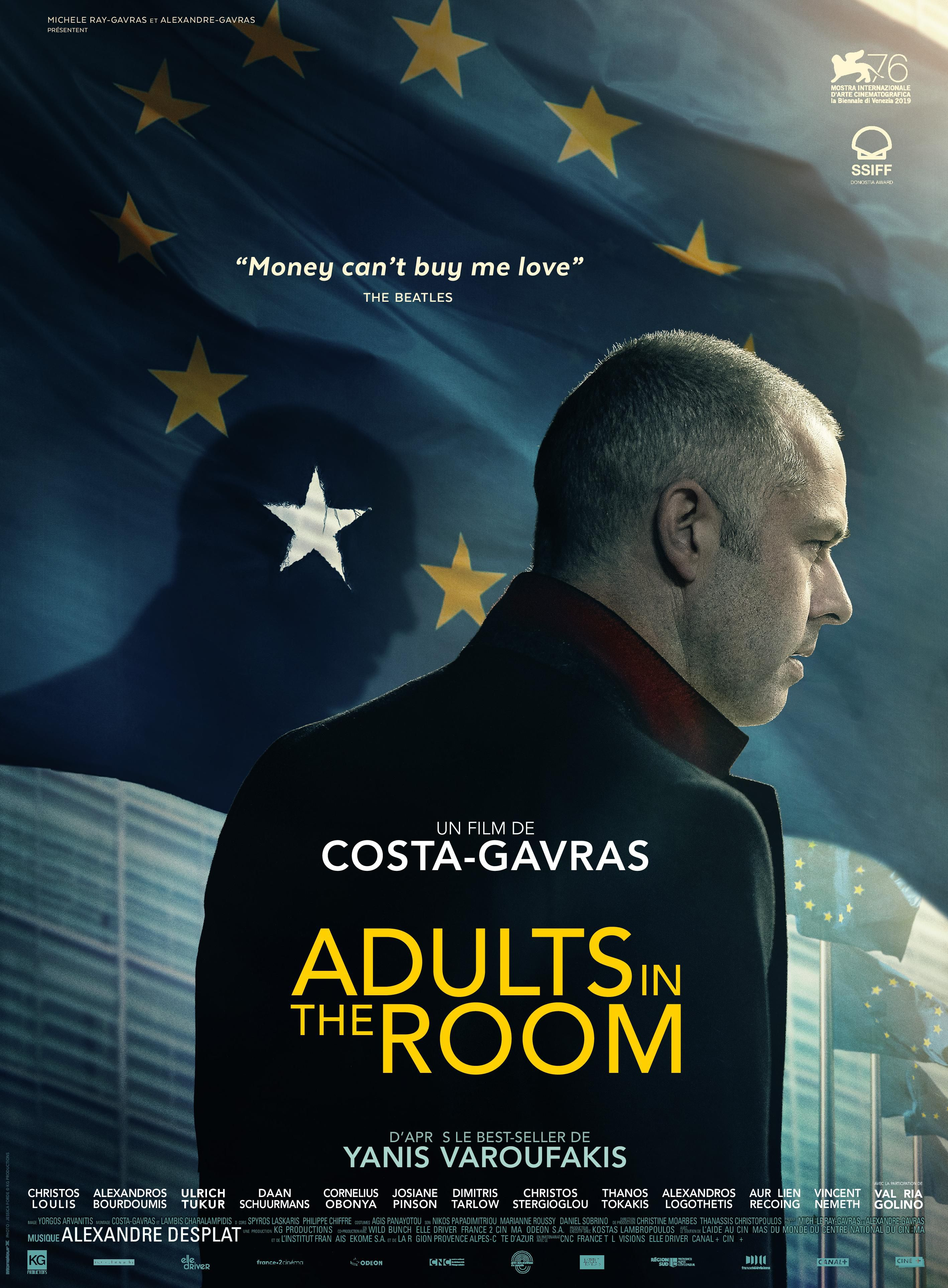Adults in the Room - Film (2019)