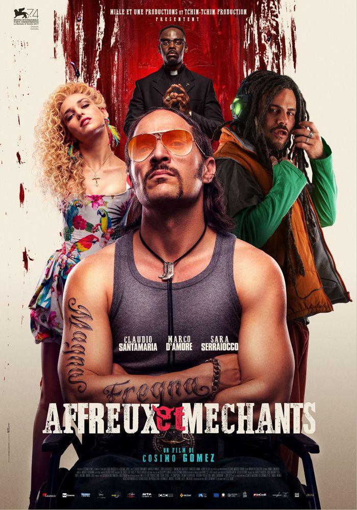 Affreux et méchants - Film (2019)