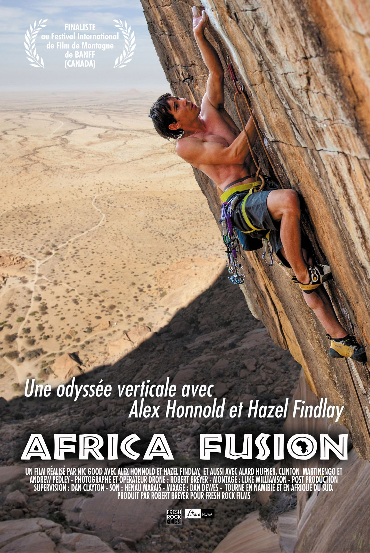 Africa Fusion - Documentaire (2016)