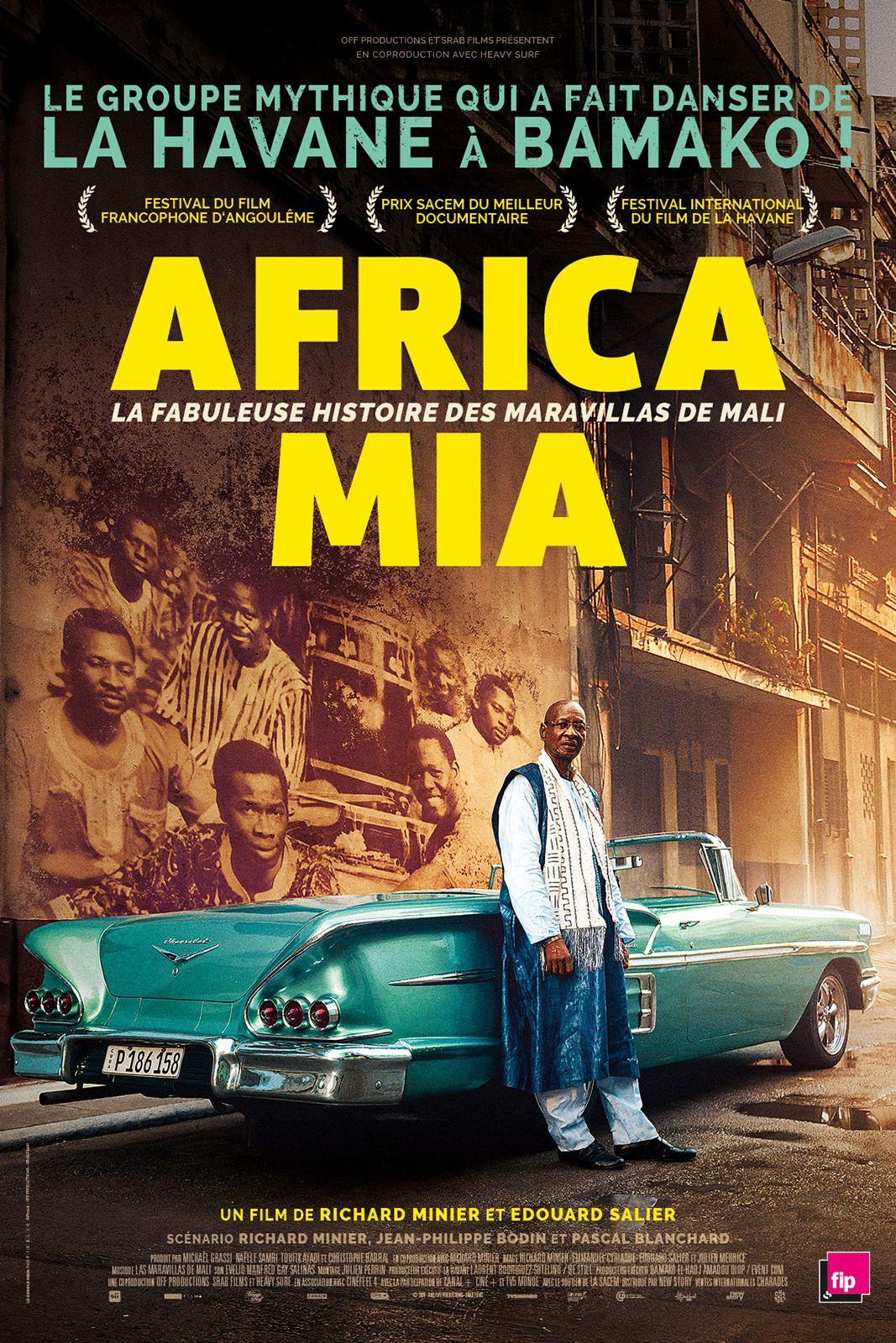Africa Mia - Documentaire (2020)