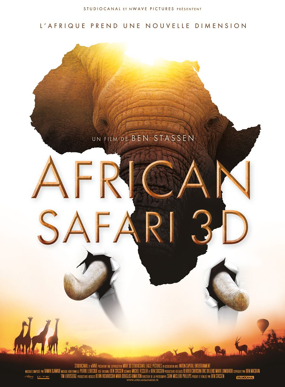 African Safari - Documentaire (2014)
