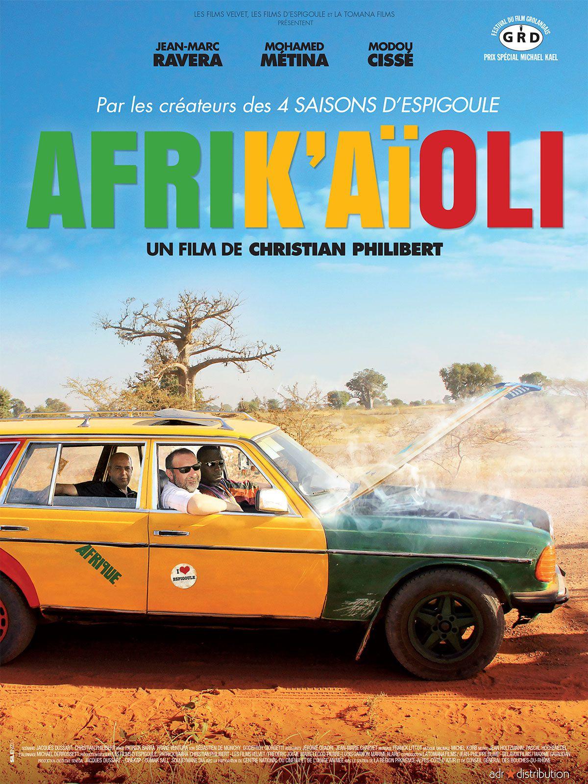 Afrik'Aïoli - Film (2014)