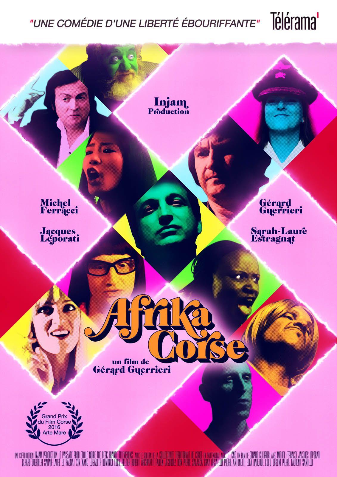 Afrika Corse - Film (2017)