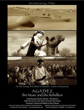 Agadez, the Music and the Rebellion - Film (2010)