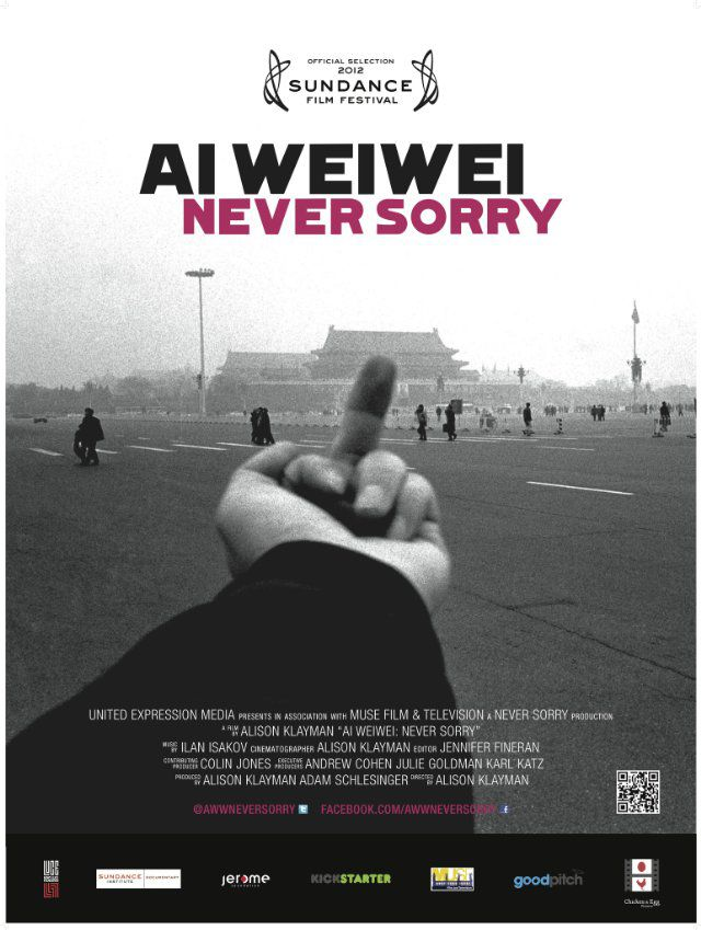 Ai Weiwei : Never Sorry - Documentaire (2012)