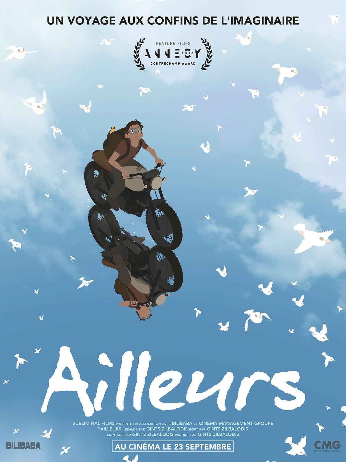 Ailleurs - Long-métrage d'animation (2020)