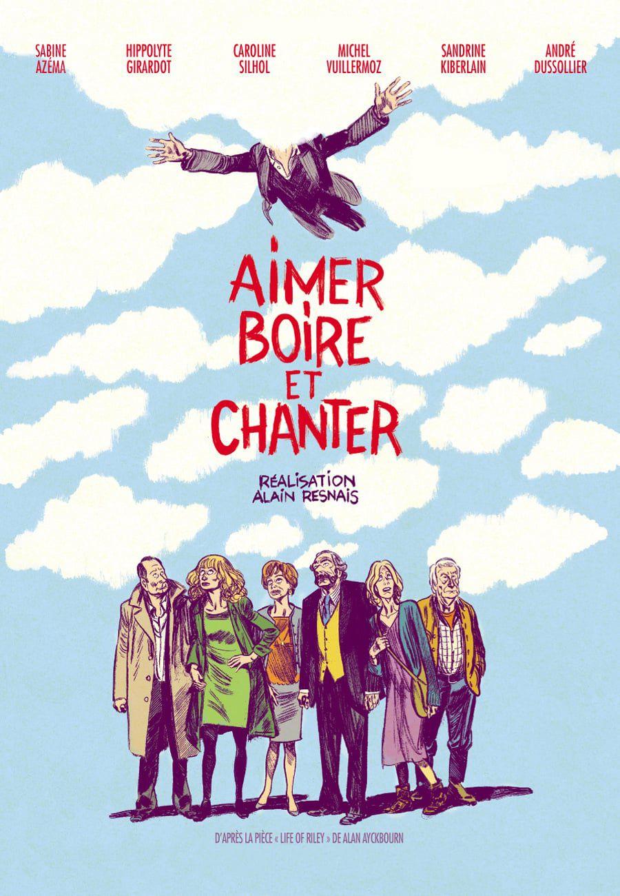 Aimer, boire et chanter - Film (2014)