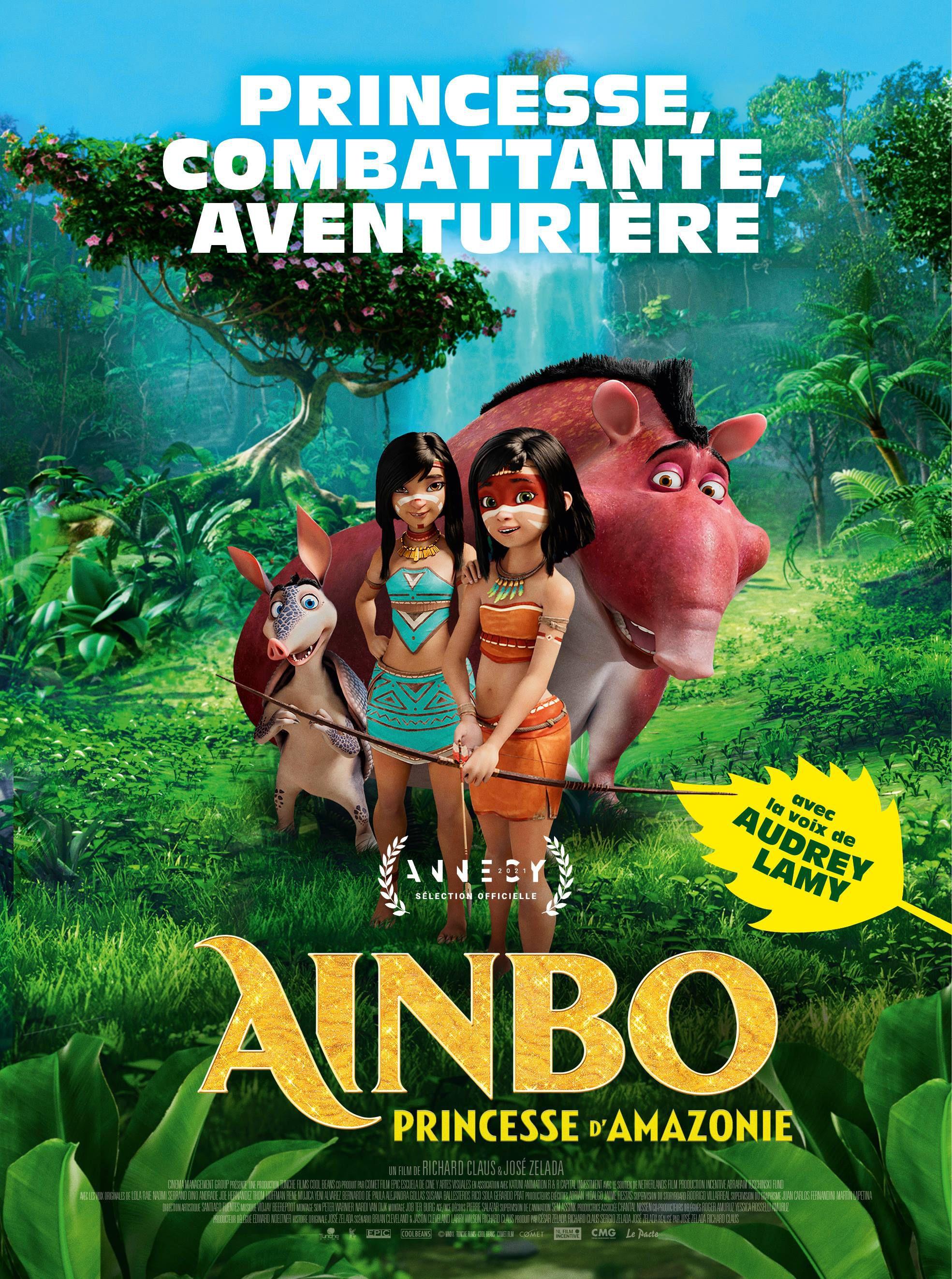 Ainbo, princesse d'Amazonie - Long-métrage d'animation (2021)
