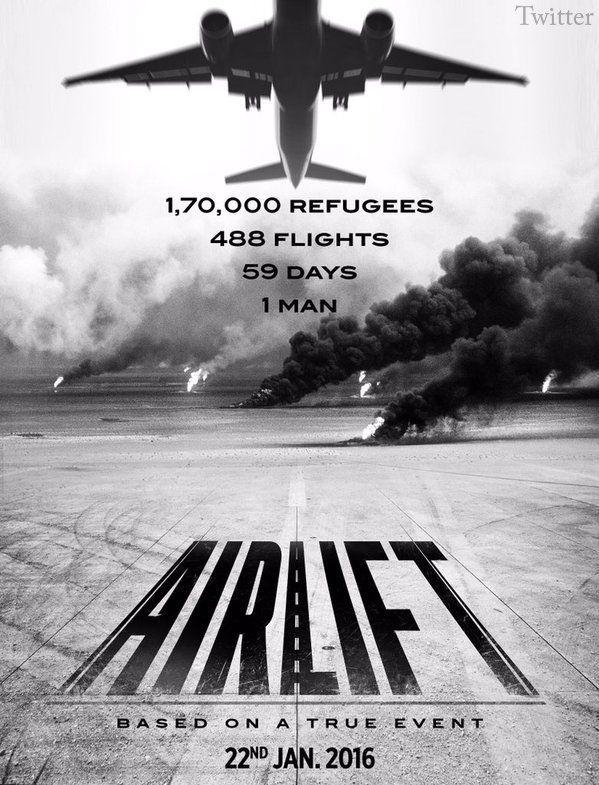 Airlift - Film (2016)