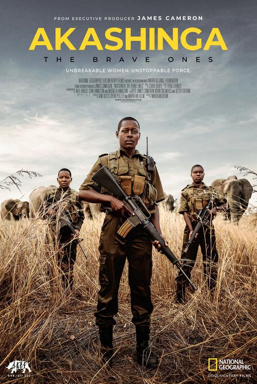 Akashinga - La guerre de l'ivoire - Documentaire (2020)