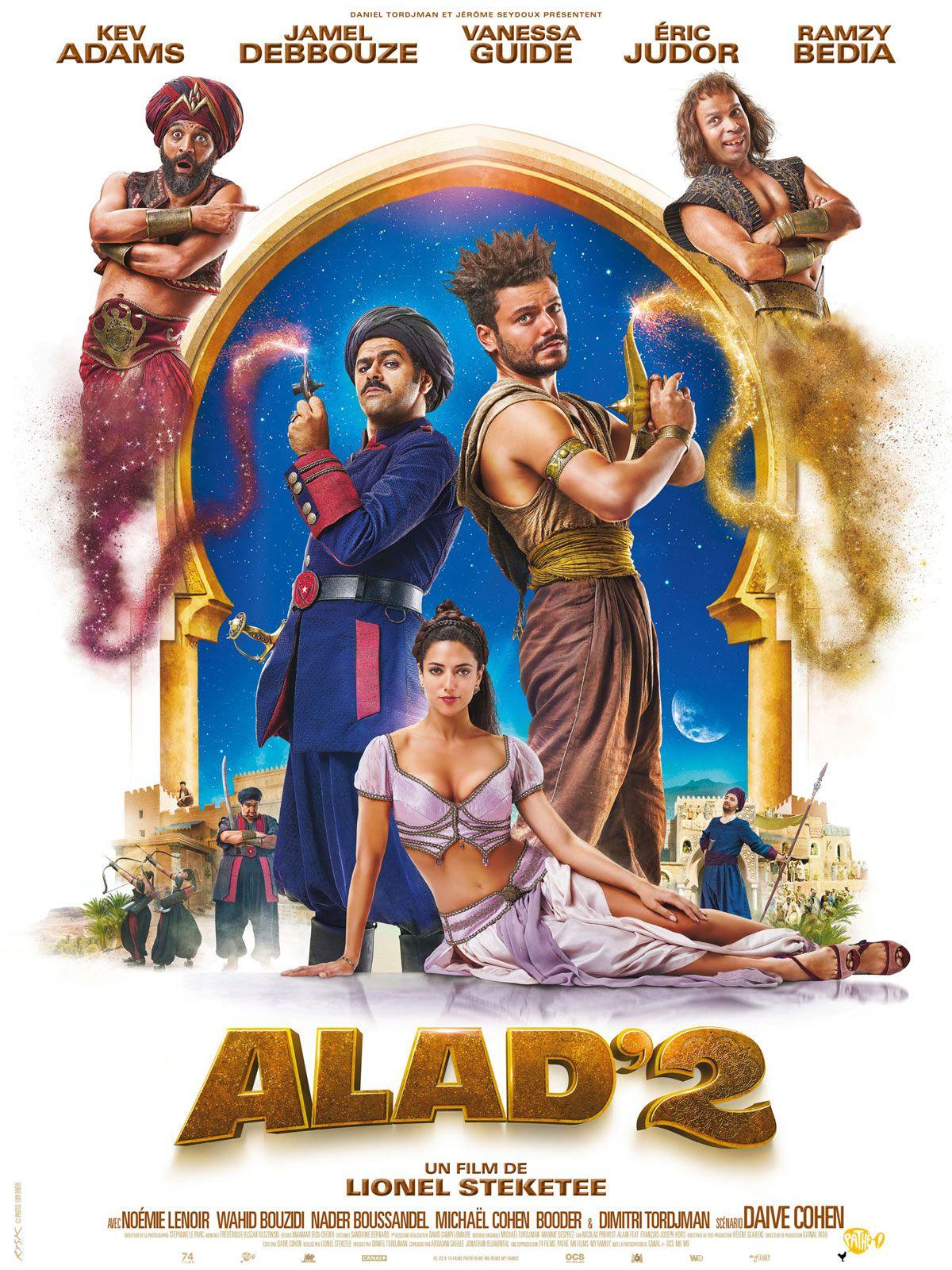Alad'2 - Film (2018)