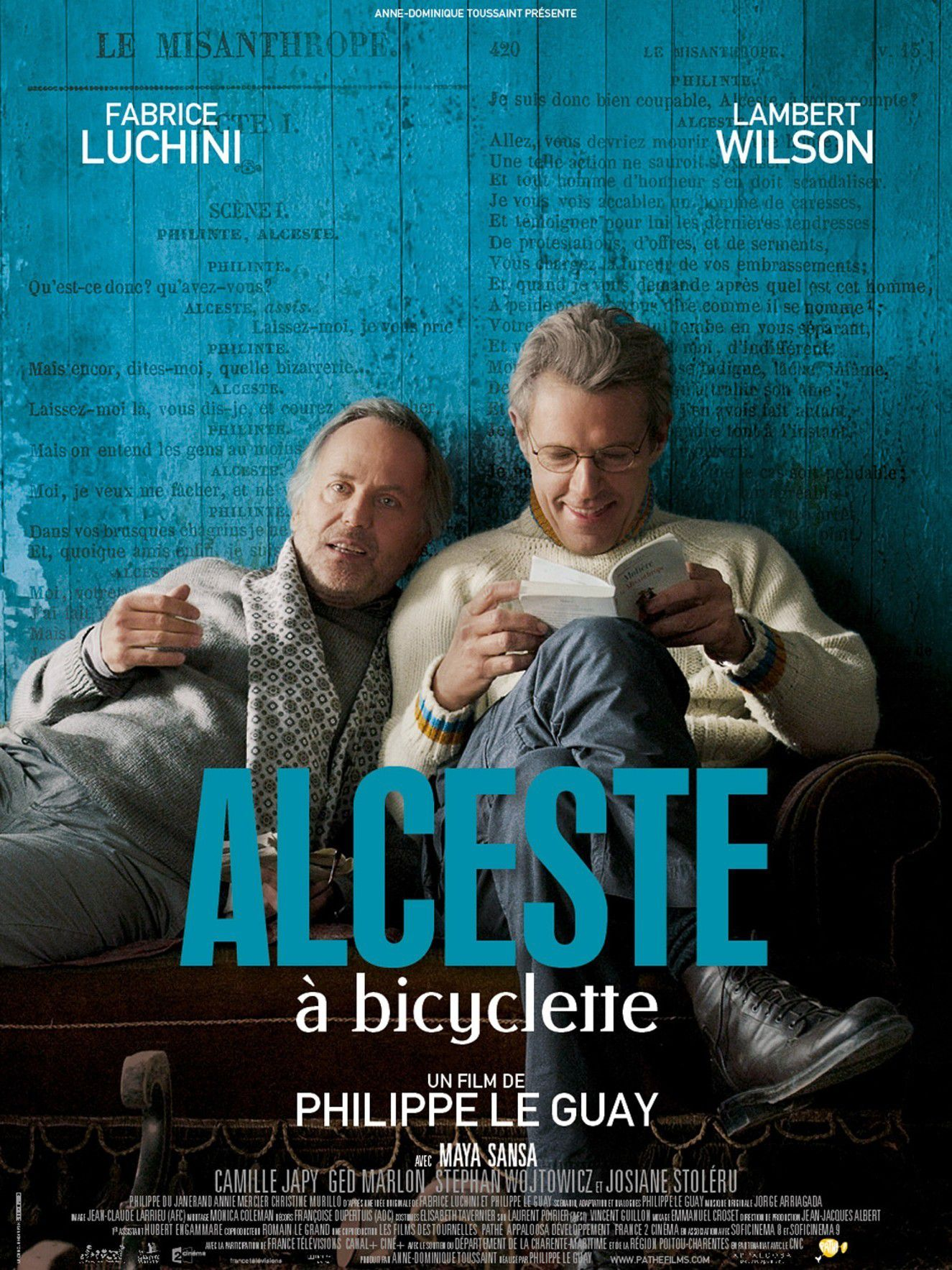 Alceste à bicyclette - Film (2013)