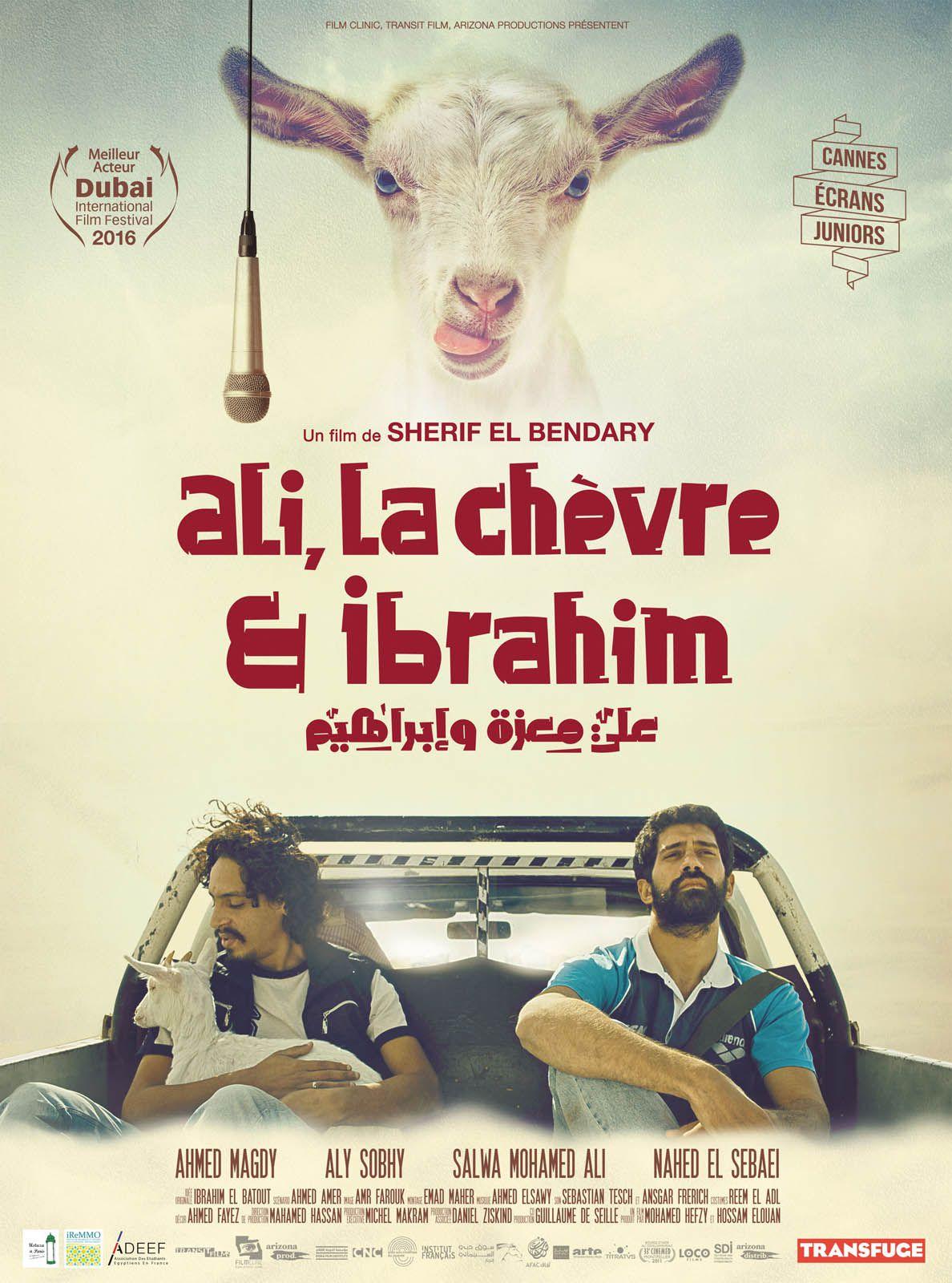 Ali, la chèvre & Ibrahim - Film (2017)