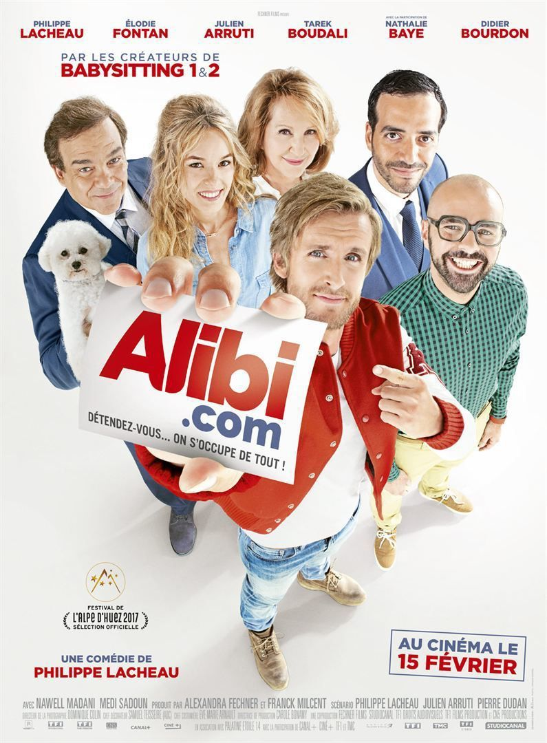 Alibi.com - Film (2017)