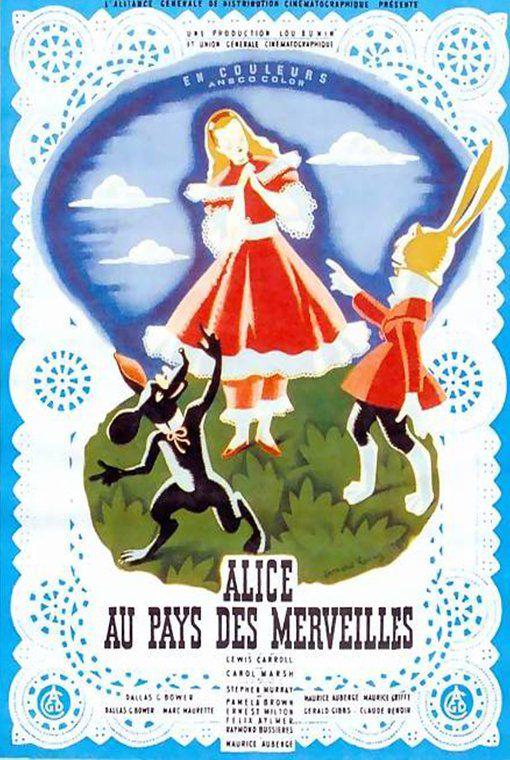 Alice au pays des merveilles - Film (1949)
