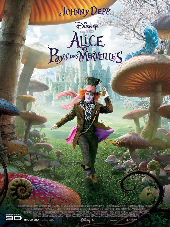 Alice au pays des merveilles - Film (2010)