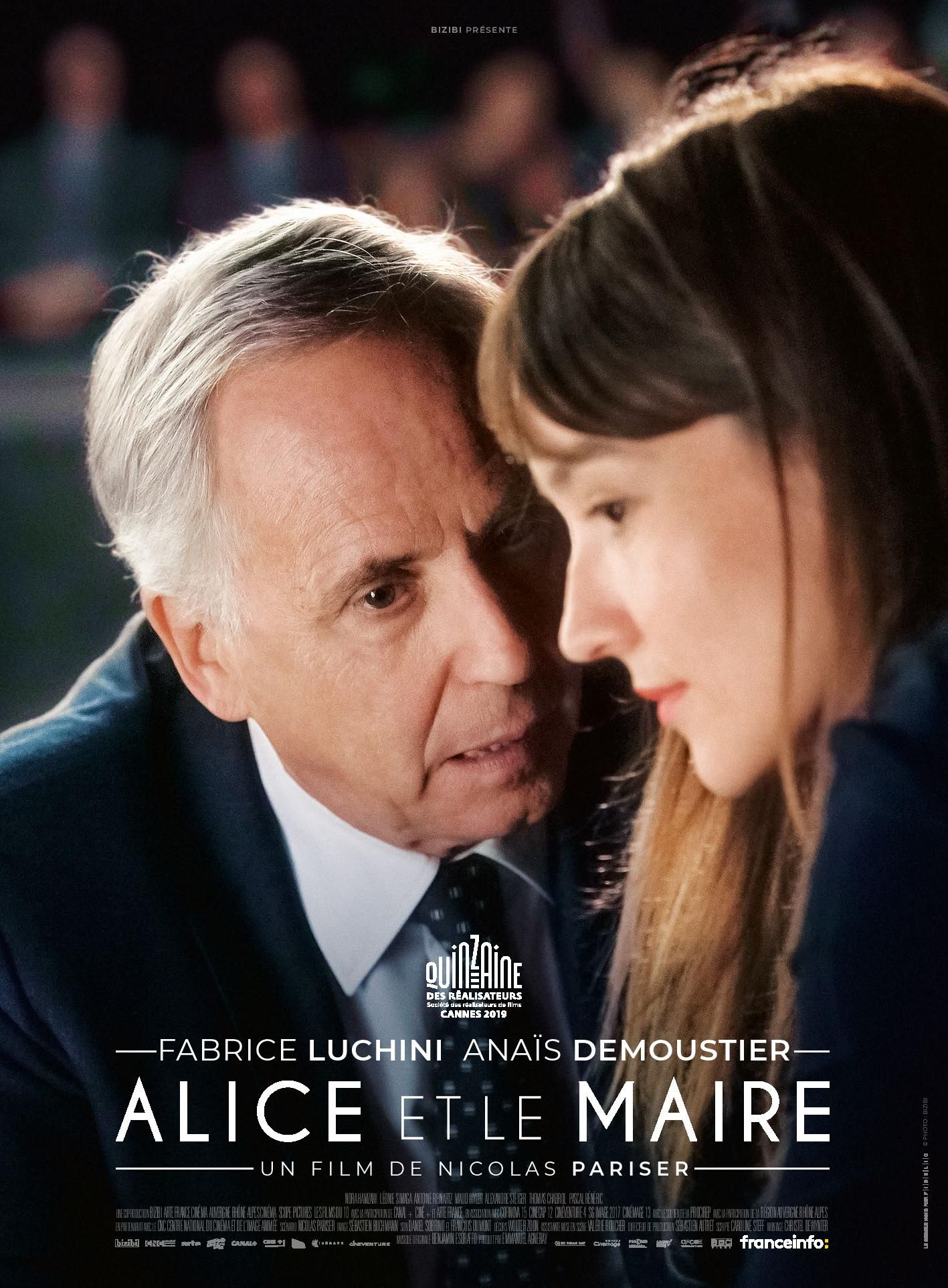 Alice et le Maire - Film (2019)