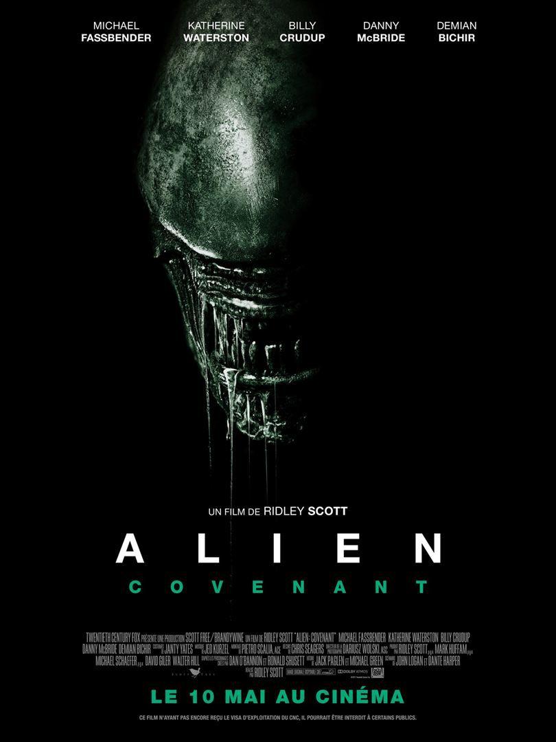 Alien : Covenant - Film (2017)