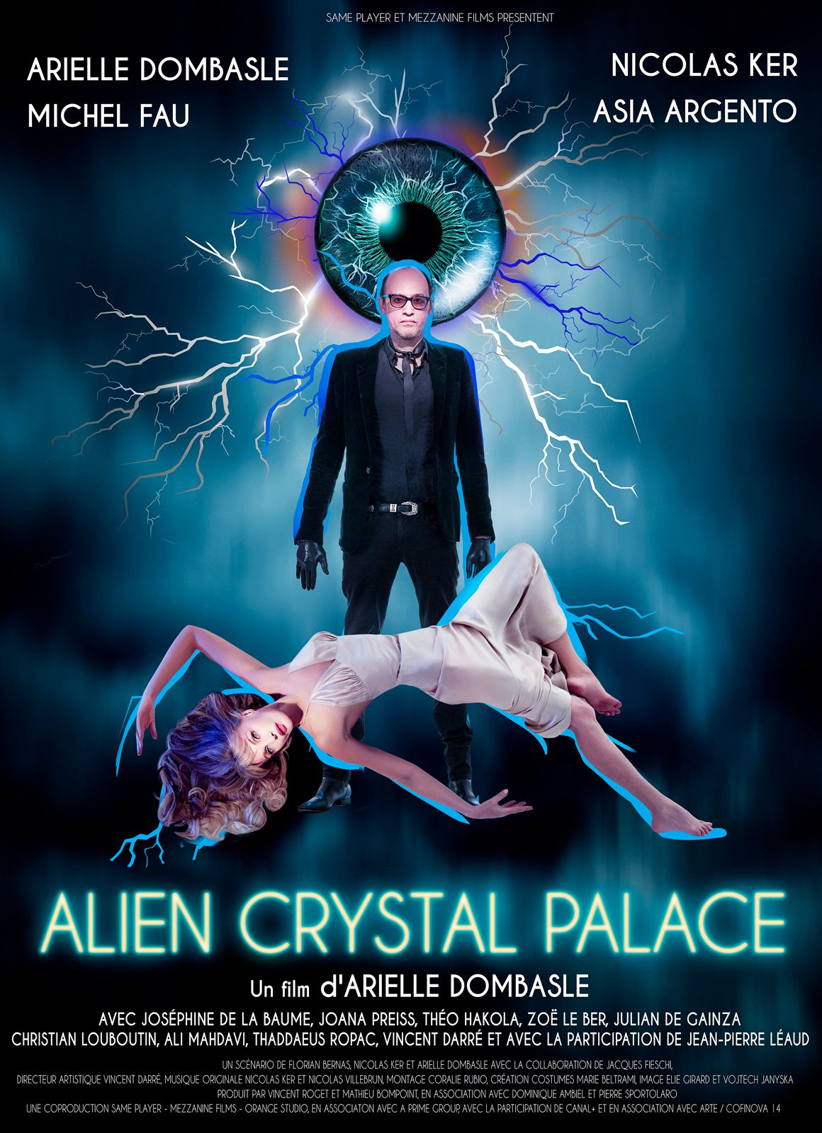Alien Crystal Palace - Film (2019)