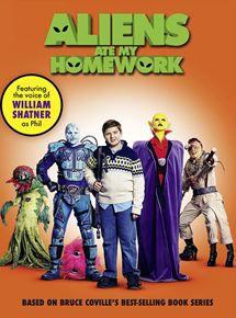 Aliens Ate My Homework - Film (2018)