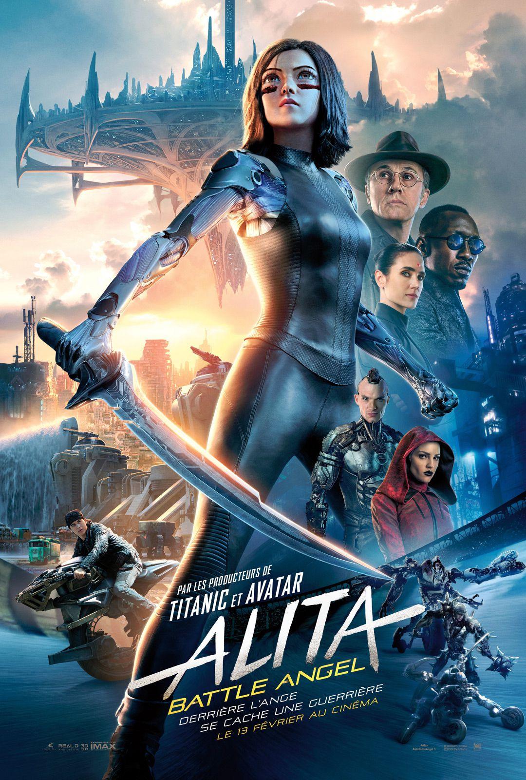 Alita : Battle Angel - Film (2019)